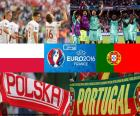 PL-PT, cuartos Euro 2016