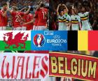 Gales-BE, cuartos Euro 2016