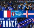 FR-IS, cuartos de final Euro 2016