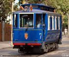 Tranvía Azul, Barcelona