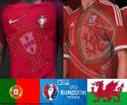 PT-Gales, semifinales Euro 2016