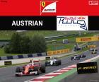 Räikkönen, G.P Austria 2016