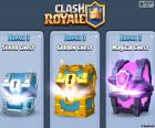 Cofres, Clash Royale