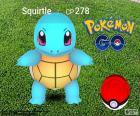 Squirtle, Pokémon GO