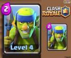 GoblinsLanceros ClashRoyale
