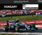 N. Rosberg GP Hungría 2016