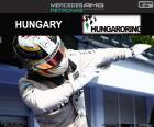 Hamilton GP de Hungría 2016
