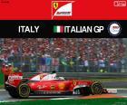 S.Vettel, G.P Italia 2016