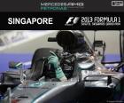 Rosberg, GP Singapur 2016