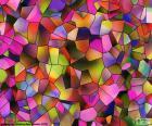 Polígonos de colores