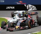 C. Sainz Jr., GP Japón 2016
