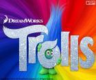 Poster película Trolls