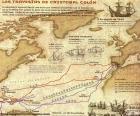 Las travesías de Colón