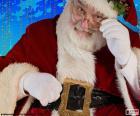 Papá Noel observado
