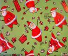 Papel de Papá Noel