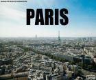 """París es la capital de Francia. Está situada a ambos márgenes del río Sena. Es conocida como la """"Ciudad de la Luz"""""""