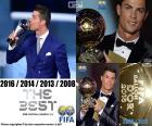 Premio jugador FIFA 2016