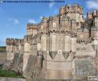 Castillo de Coca, España