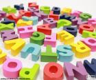 Alfabeto en espiral