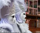 Máscaras  blancas