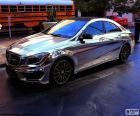 Mercedes cromado