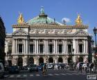 Ópera de París, fachada