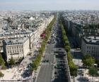 Avenida de los Campos Elíseos, Paris
