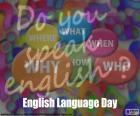Día de la lengua inglesa