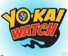 Logo de Yo-Kai Watch un anime japones, donde nos cuenta la vida de Nathan, un niño de 11 años