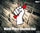Día Mundial de la Libertad de Prensa
