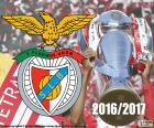 Benfica, campeón 2016-2017