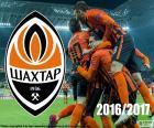 Shakhtar Donetsk, campeón 2016-17