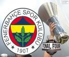 Fenerbahçe, campeón Euroliga 2017