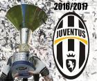 Juventus, campeón 2016-2017