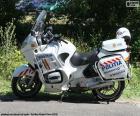 Moto de policía, Rumania