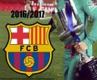 Barça, Copa del Rey 2016-17