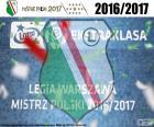 Legia, campeón 2016-2017