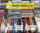 Día de la Lengua Rusa