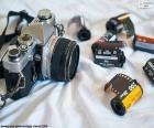 Cámara fotográfica reflex