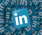 Logo de LinkedIn, una comunidad social orientada a las empresas, a los negocios y el empleo