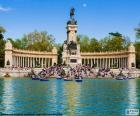 Estanque de El Retiro, Madrid