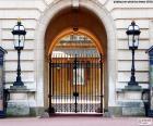 Entrada a Buckingham Palace