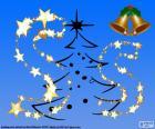 Letra S para Navidad