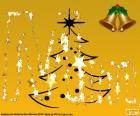 La letra M de Navidad