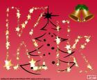 Fondo de Navidad, letra K