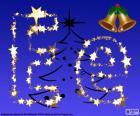 Navidad con la letra E