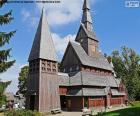 Iglesia de madera, Alemania