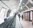 Estación Metro de Londres