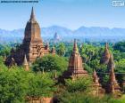 Construcciones religiosas de Bagan