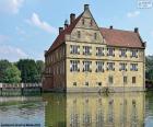 Castillo de Hülshoff, Alemania